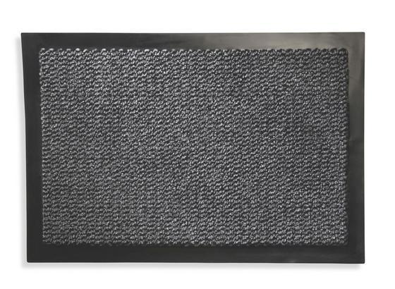 Dveřní Rohožka Klaus, 40x60cm - šedá, Moderní, textil (40/60cm) - Mömax modern living
