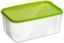 Frissentartó Doboz Műanyag - Natúr/Piros, konvencionális, Műanyag (15/10.5/23cm)