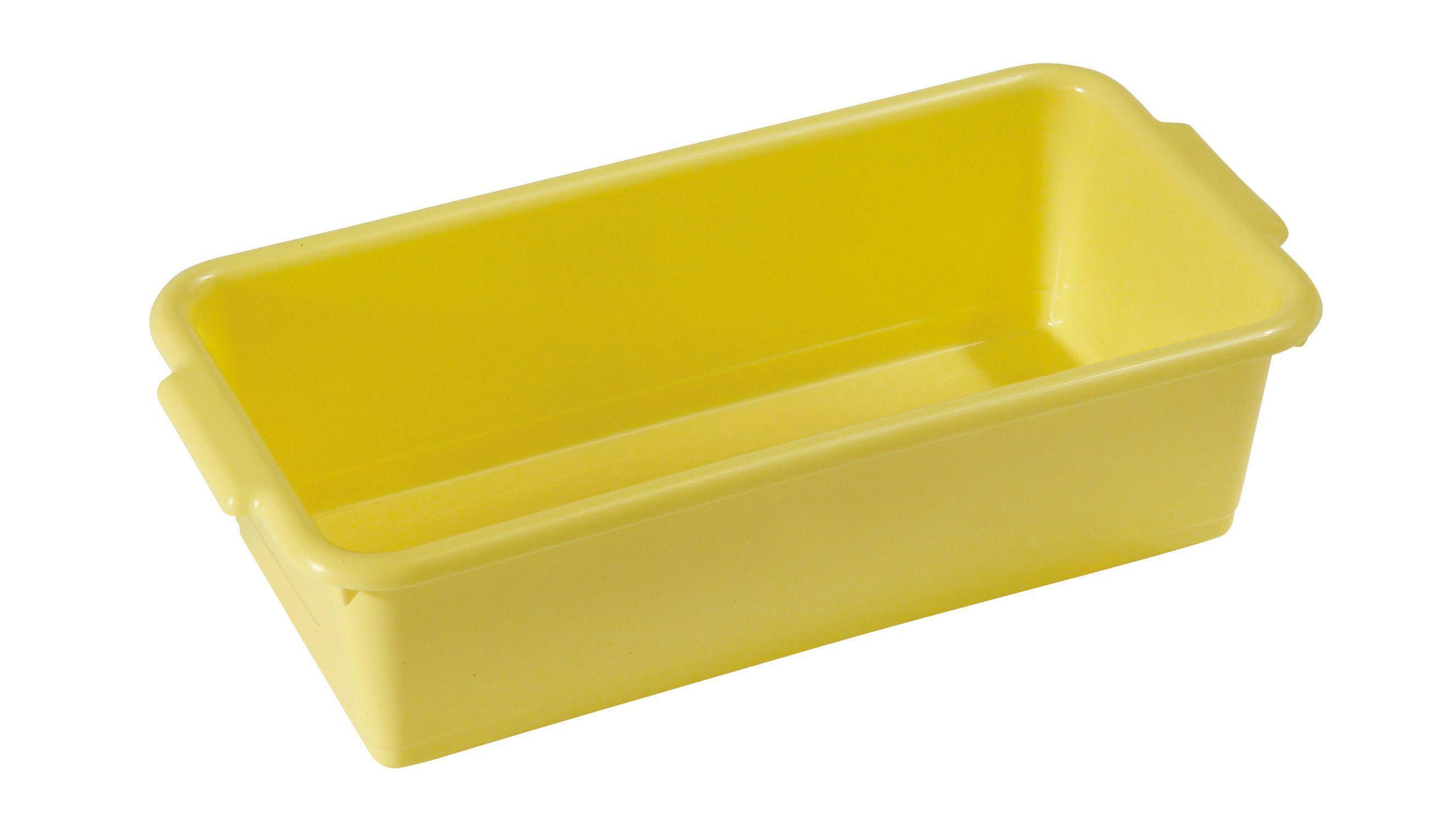 Tároló Edény Hw7a - piros/kék, konvencionális, műanyag (20/5.5/10cm)