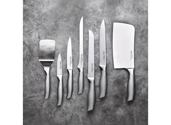 Professional Messerset 7-Teilig - Edelstahlfarben, Basics, Metall (1.59kg)