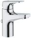 Waschtischarmatur Start Flow Ehm - Chromfarben, KONVENTIONELL, Metall (14,4cm) - Grohe