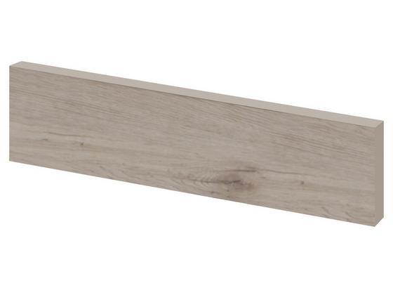 Sokel Milano - farby dubu, Moderný, kompozitné drevo (60cm)