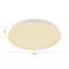 Led Stropní Svítidlo Dalia - bílá, Konvenční, kov/umělá hmota (26/8cm) - Mömax modern living