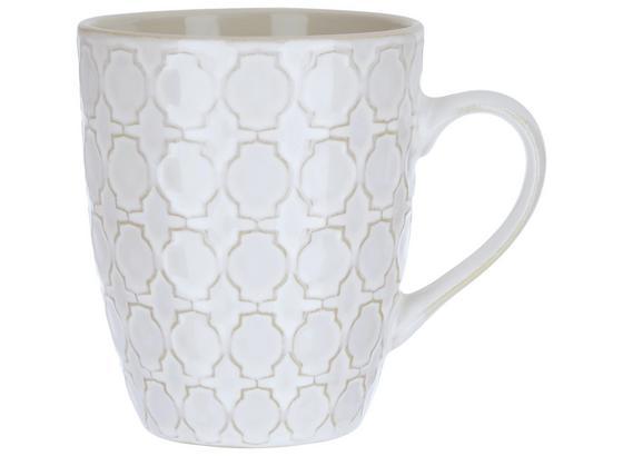 Hrnček Na Kávu Riley - prírodné farby, Štýlový, keramika (9,1/10,9cm) - Mömax modern living