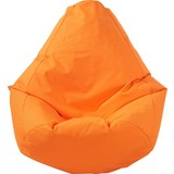 Sitzsack Buzz - Orange, MODERN, Textil (85/120/85cm)
