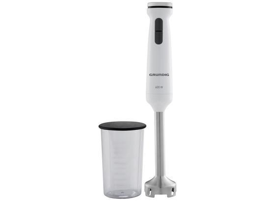 Stabmixer BL 6840 - Schwarz/Weiß, MODERN, Kunststoff/Metall (7,5/42,2/7,5cm) - Grundig