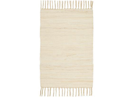 Hadrový Koberec Julia - krémová, Konvenční, textil (60/90cm) - Mömax modern living