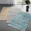 Ručné Tkaný Koberec Verona 2 - modrá, Basics, textil (80/150cm) - Modern Living
