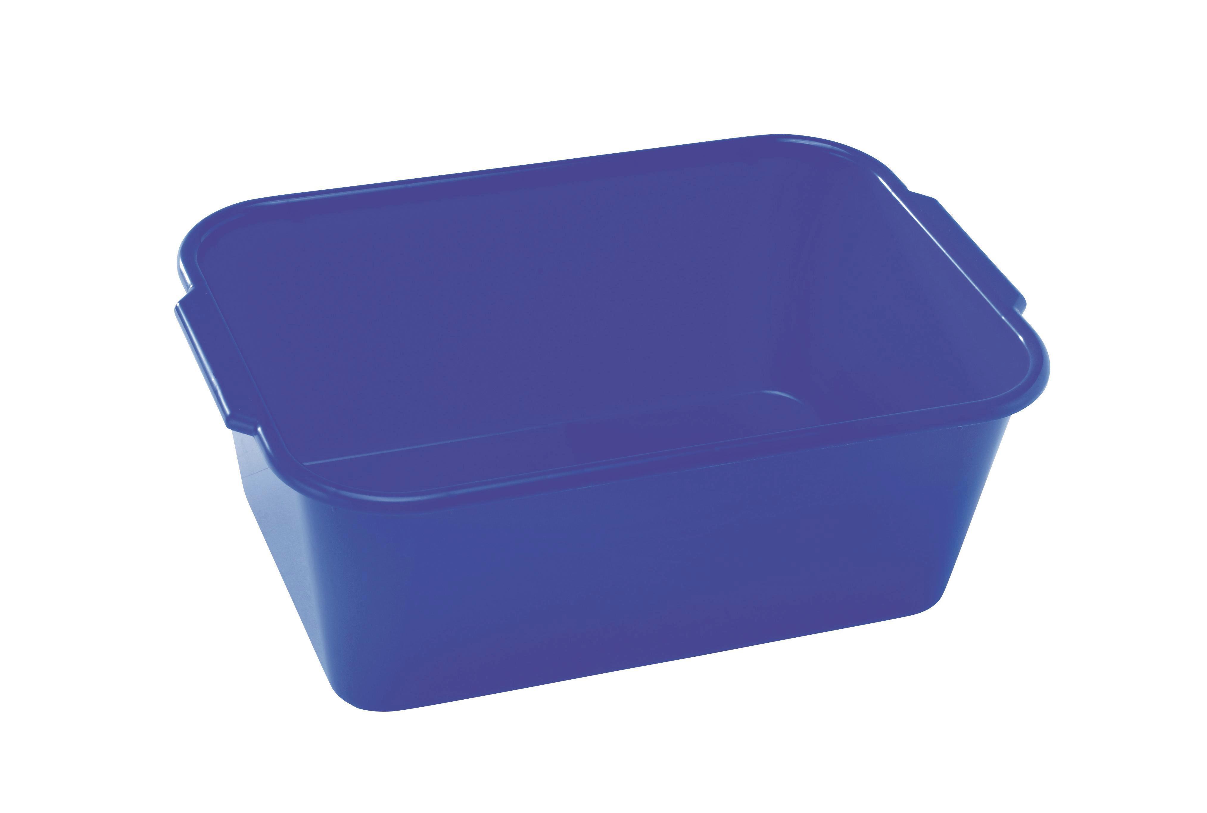 Tároló Edény Hw3a - sárga/kék, konvencionális, műanyag (28/11/20cm)