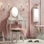 Kozmetický Stolík Claire - sivá/biela, Moderný, drevo/kompozitné drevo (70/38/127/28/38/44cm) - Modern Living