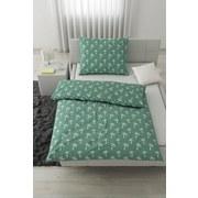 Povlečení Palm - zelená, Moderní, textilie (140/200cm) - Mömax modern living