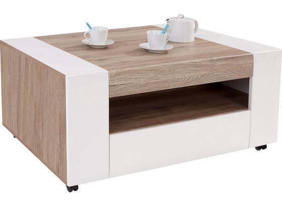 couchtisch toronto mit fach in eiche san remo dunkel dekor online kaufen m belix. Black Bedroom Furniture Sets. Home Design Ideas