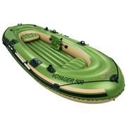 Schlauchboot Hydro-force Voyager 500 - Grün, MODERN, Kunststoff (348/141/51cm) - Bestway