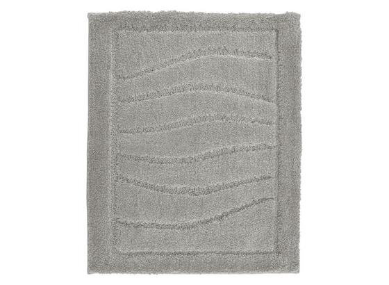 WC-Vorleger Lasse - Hellgrau, ROMANTIK / LANDHAUS, Textil (50/60cm) - James Wood