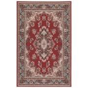 Webteppich Pierre - Rot, KONVENTIONELL, Textil (60/110cm)