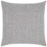 Zierkissen Verona - Hellgrau, MODERN, Textil (60/60cm) - Luca Bessoni