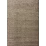 Hochflorteppich Roma, 60/90 - Beige, MODERN, Textil (60/90cm)