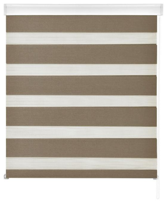 Duorollo Emanuel - Taupe, MODERN, Textil (100/160cm) - Luca Bessoni