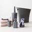 Koš Na Kosmetické Potřeby Lilo - šedá, Moderní, umělá hmota (34/16/33cm) - Mömax modern living