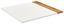 Geschirrspülerblende Stella Ti60 - Eichefarben, Holzwerkstoff (110/60cm) - Ombra