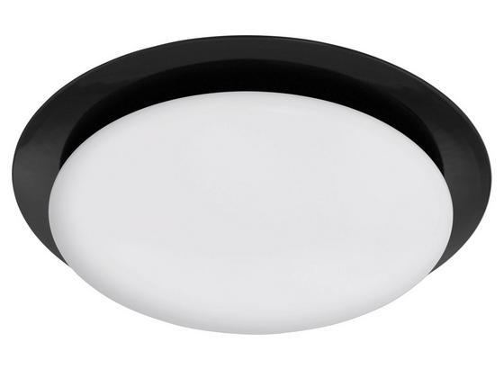 LED-Deckenleuchte Obieda - Anthrazit/Weiß, MODERN, Kunststoff/Metall (36cm)