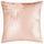 Polštář Ozdobný Marion - pink, textil (40/40cm) - Mömax modern living