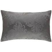 Dekoračný Vankúš Charles - čierna/biela, Štýlový, textil (40/60cm) - Mömax modern living