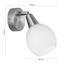 Svítidlo Led Bodové Samuel, Max. 3 Watt - Konvenční, kov/sklo (18,6/9,7/15cm) - Mömax modern living