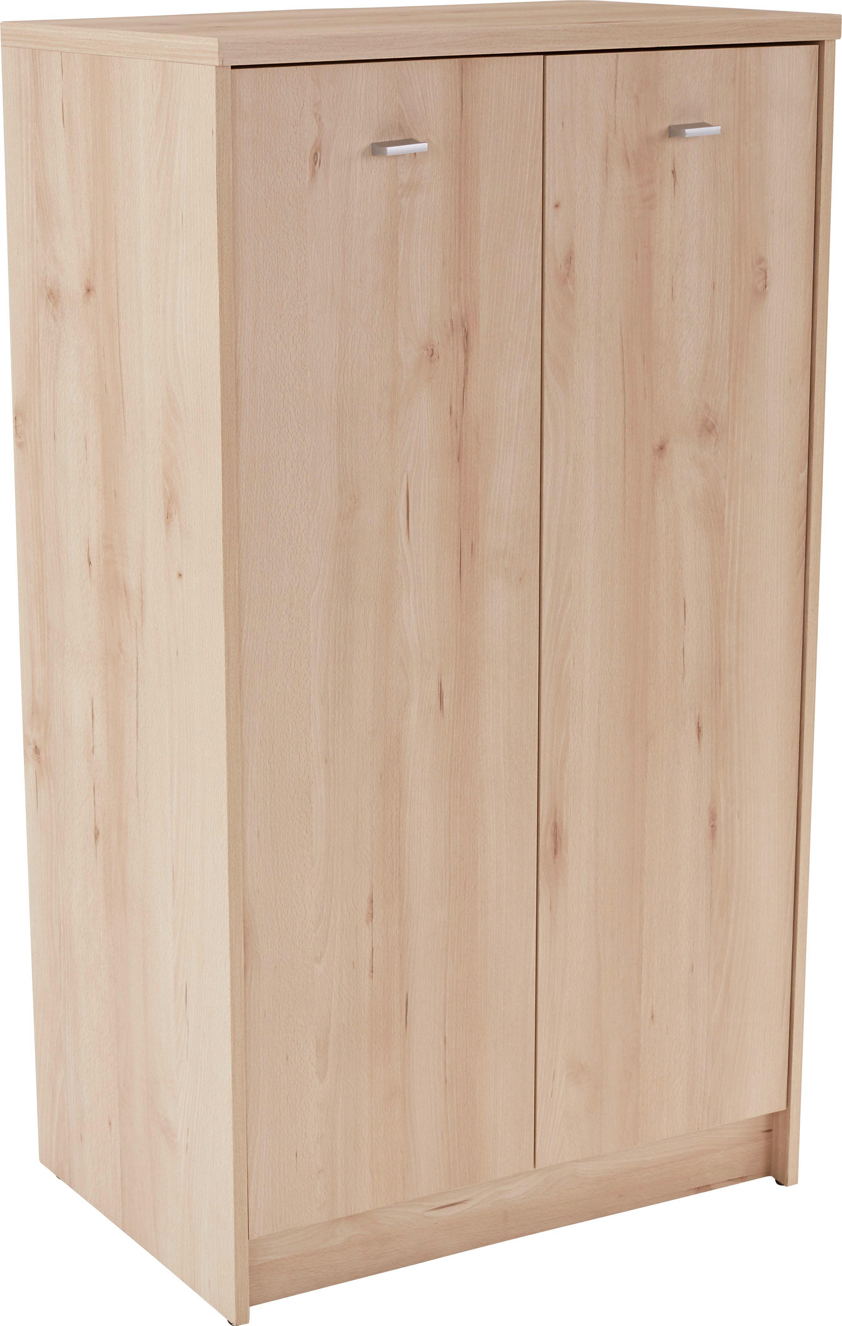 Komód 4-you Yuk07 - bükk színű, modern, faanyagok (74/111,4/35,2cm)