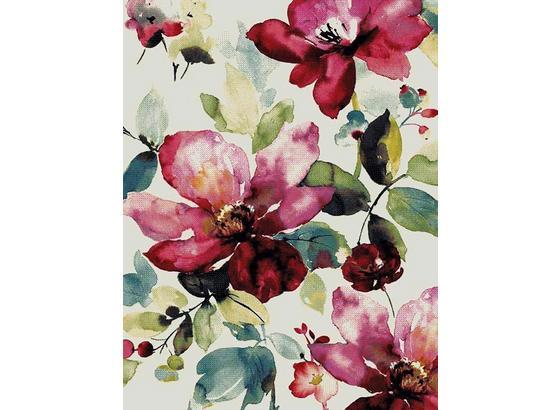 Tkaný Koberec Flower 2 - viacfarebná, Romantický / Vidiecky, textil (120/170cm) - Mömax modern living
