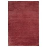 Hochflorteppich Nobel Micro 80/200 - Rosa, MODERN, Textil (80/200cm)