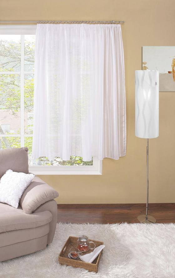 Store One - Weiß, KONVENTIONELL, Textil (300/175cm) - Ombra