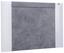 TV-Aufsatz Toronto - Hellgrau/Weiß, MODERN, Holzwerkstoff (140/93/4,4cm) - Ombra