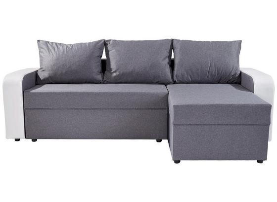 wohnlandschaft in l form racer 237x149 cm online kaufen m belix. Black Bedroom Furniture Sets. Home Design Ideas