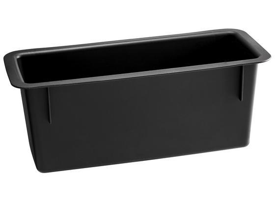 Odpadkový Kôš Anne - čierna, plast (23,3/10,2/9,2cm) - Mömax modern living