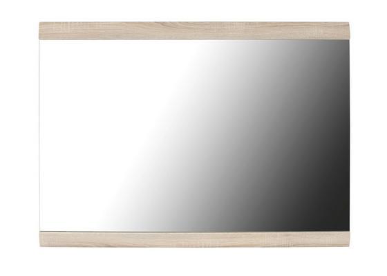 Zrkadlo Imperial Oak - farby dubu, Moderný, drevo (110/80cm)