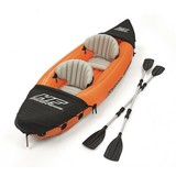 Kajak Hydro Force Lite-Rapid X2 - Schwarz/Orange, MODERN, Kunststoff/Metall (88/321cm) - Bestway