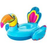 Schwimmtier Tipsy Toucan - Multicolor, KONVENTIONELL, Kunststoff (180/150/89cm) - Bestway