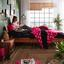 Povlečení Iris - černá, textil (140/200cm) - Mömax modern living