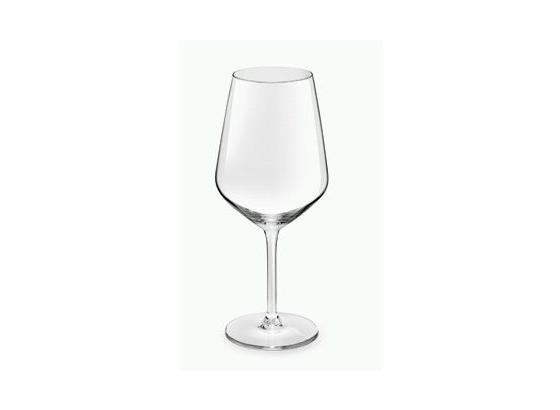 Kelchglas-Set Iskandar, ca. 350ml, 4 Stück - Klar, MODERN, Glas (0,53l) - Luca Bessoni