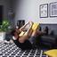 Obraz S Klínovým Rámom Chloe - čierna/viacfarebné, umelá hmota/textil (45/60/2,2cm) - Mömax modern living