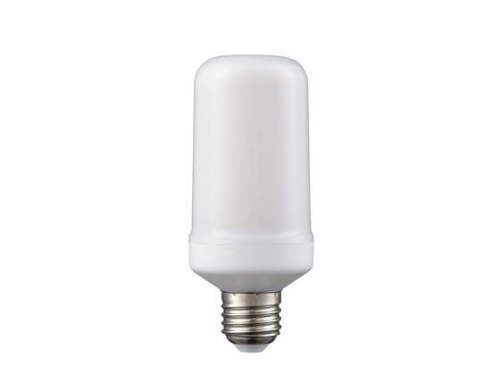 Led Žiarovka C80410mm, E27, 3 Watt - biela, sklo (12,8cm) - Modern Living