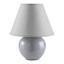 Stolová Lampa Irma - Konvenčný, textil/sklo (18/25cm) - Mömax modern living