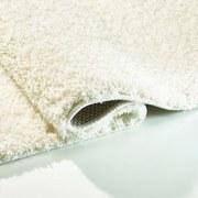 Hochflorteppich Soft, 120/170 - Weiß, MODERN, Textil (120/170cm)