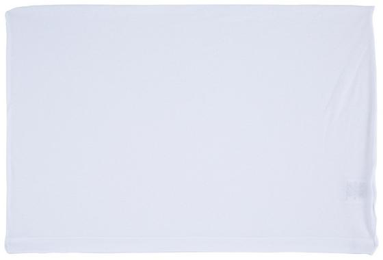 Povlak Na Polštář Basic - bílá, textil (40/60cm) - MÖMAX modern living