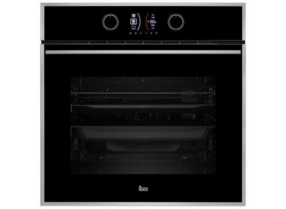 Vstavaná Rúra Na Pečenie Hlb 860+ - čierna, Basics, kov/sklo (59,5/59,5/53,7cm) - Teka