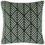 Poťah Na Vankúš Mary Jacquard - zelená, Moderný, textil (45/45cm) - Mömax modern living