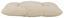 Sitzkissen Elli 38x38 cm - Beige, KONVENTIONELL, Textil (38/38/6cm) - Ombra