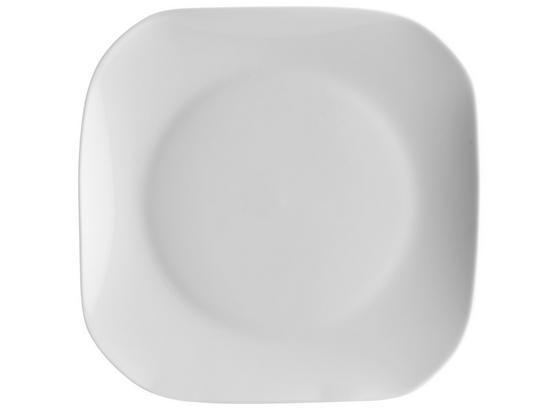 Plytký Tanier Sid - biela, Moderný, keramika (28/24,1/2,5cm) - Mömax modern living