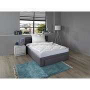 Duo-Decke                                                                                                                         Houston - Weiß, MODERN, Textil (140 200 cm) - FAN
